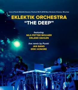 Eklektik Orchestra THE DEEP - okładka DVD_www