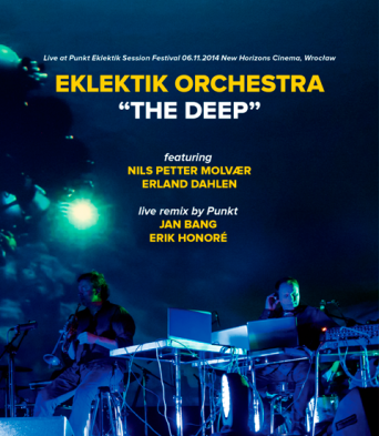 Eklektik Orchestra THE DEEP - okładka DVD_www